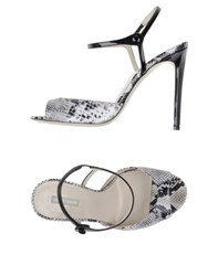Giorgio Armani Footwear Sandals Women White
