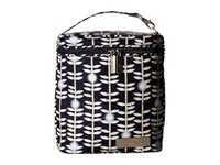 Ju Ju Be Fuel Cell Lunch Bag Cooler Dandy Lines Bags Black