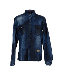 Prps Denim Denim Shirts Men