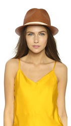 Rag And Bone Summer Fedora Cinnamon