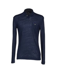 Commune De Paris 1871 Sweaters Dark Blue
