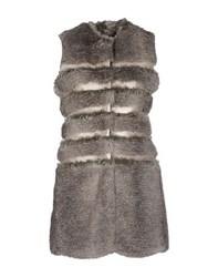 Ainea Coats And Jackets Faux Furs Women