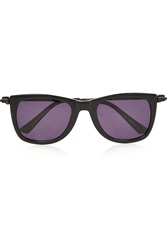 House Of Holland Fister Square Frame Acetate And Metal Sunglasses