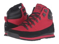 The North Face Back To Berkeley Redux Tnf Red Tnf Black Men's Lace Up Boots