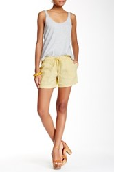 Tommy Bahama Two Palms Linen Short Yellow