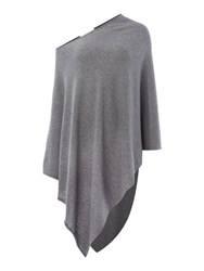 Part Two New Versatile Poncho Grey
