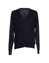 Liu Jo Jeans Knitwear Cardigans Men Dark Blue