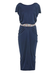 Saloni Apsara Jersey Dress
