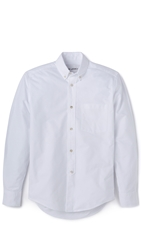 Our Legacy 1940S Heavy Oxford Shirt White