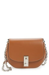 Marc Jacobs 'West End The Jane' Leather Saddle Bag Brown Maple Tan