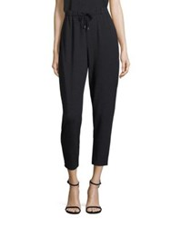 Eileen Fisher Drawstring Slouchy Ankle Pants