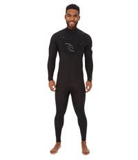 Rip Curl Dawn Patrol Chest Zip 3 2 Gb Full Suit Black Men's Wetsuits One Piece