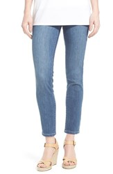 Women's Jag Jeans 'Amelia' Pull On Slim Stretch Ankle Jeans High Tide