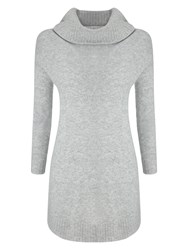 Phase Eight Annalise Soft Swing Knit Jumper Grey