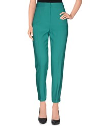 Matthew Williamson Trousers Casual Trousers Women Green
