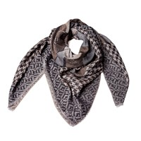 Infinity Foulard The Golden Years Brown