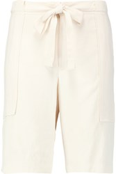 Opening Ceremony Otis Twill Shorts Ivory