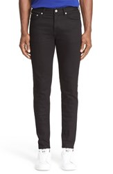 Givenchy Men's Slim Fit Jeans With Star Detail