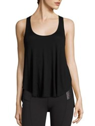 Beyond Yoga In Slink Racerback Tank Top Black