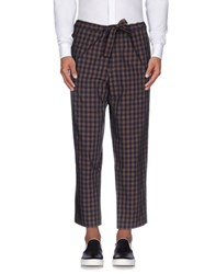Umit Benan Trousers Casual Trousers Men