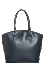 Evenandodd Tote Bag Navy Blue