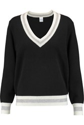Madeleine Thompson Hulford Cashmere Sweater Black