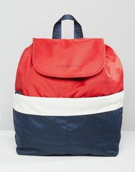 Tommy Hilfiger Colour Block Backpack Multi