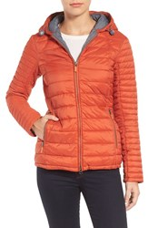 Barbour Women's Landry Hooded Quilted Jacket