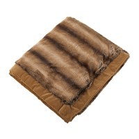 Etro Kerry Faux Fur Throw 100