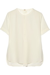 Adam By Adam Lippes Crepe Top