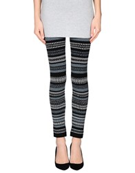 Laneus Trousers Leggings Women Black