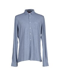 Altea Shirts Shirts Men Blue
