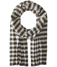 Original Penguin Bailey Effile Tower Scarves Gray