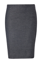Hugo Stretch Wool Blend Ranina Skirt