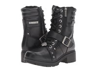 Harley Davidson Talley Ridge Black Women's Boots