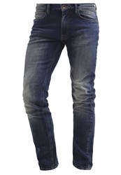 Lee Luke Slim Fit Jeans Aqua Tint Blue Denim