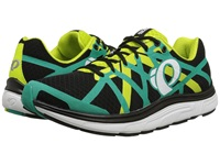Pearl Izumi Em Road H 3 V2 Black Dynasty Green Men's Running Shoes