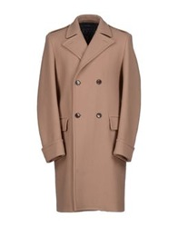 Harnold Brook Coats Camel