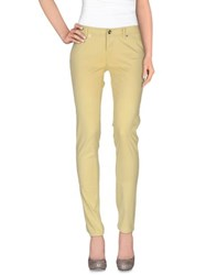 At.P. Co At.P.Co Trousers Casual Trousers Women Acid Green