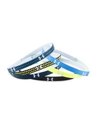Under Armour Graphic Mini Headband Set Of 6 Water