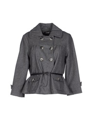 Beayukmui Jackets Grey