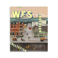 Abrams The Wes Anderson Collection Book