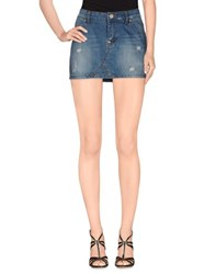 Silvian Heach Denim Denim Skirts Women