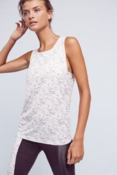 Anthropologie Sydney Muscle Tee Light Grey