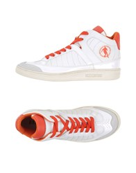 Bikkembergs Footwear High Tops And Trainers Women White