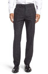 Ted Baker Men's London Trim Fit Check Trousers
