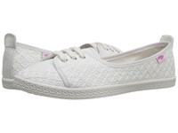 Rocket Dog Penny White Kingsley Women's Lace Up Casual Shoes