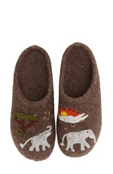 Giesswein Women's Marula Water Repellent Slipper