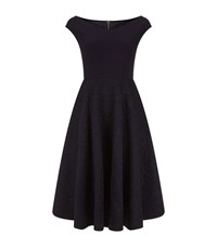 Ted Baker Getris Full Skirt Dress Female Black