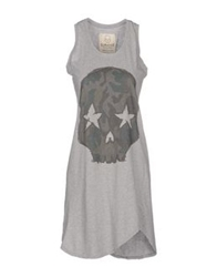 Gorgeous Short Dresses Grey